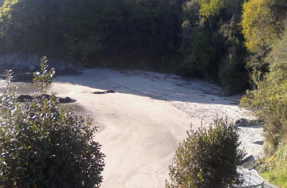 Praia de Almieiras. Limodre. Fene