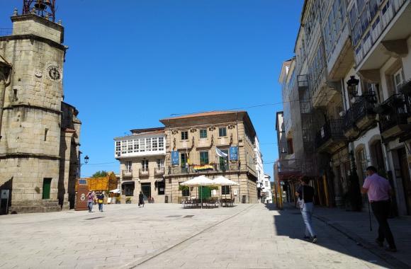 Casa do Concello de Betanzos