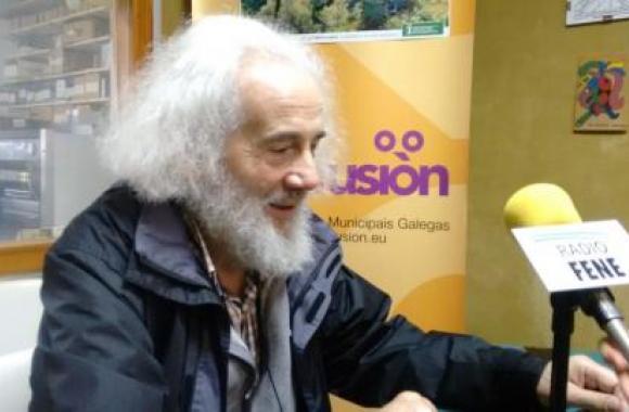 Xaquín Marín fundou o Museo do Humor de Fene en 1984