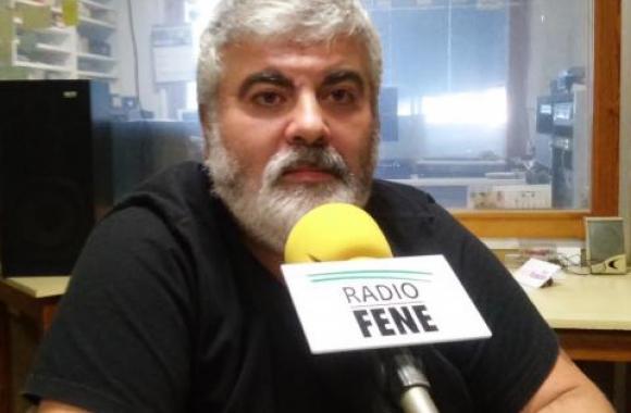 Fernando Patricio en Radio Fene