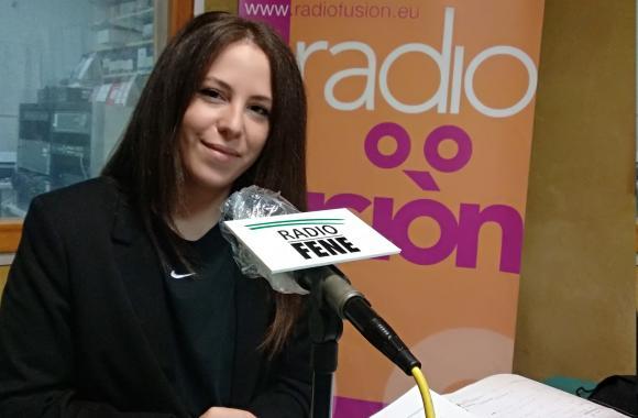 Marta Pereiro, concelleira de Medio Ambiente de Fene