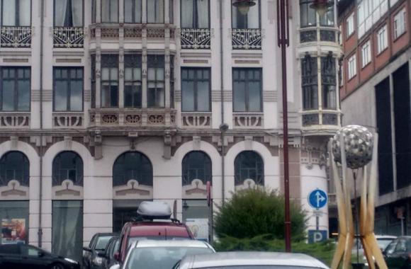 Casa Romero. Ferrol