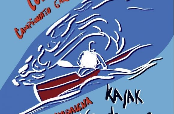 Kaiak de mar en Cabanas