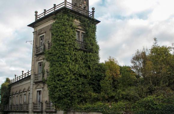 Torre de Borrás (Maniños Fene) Fotografía: Maite Martinez