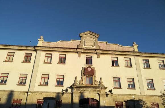 Campus de Esteiro en Ferrol. Universidade da Coruña