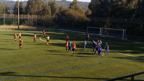 San Sadurniño 3 - 3 Perlío