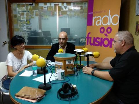 Anxos García Fonte, Francisco Castro e Henrique Sanfiz