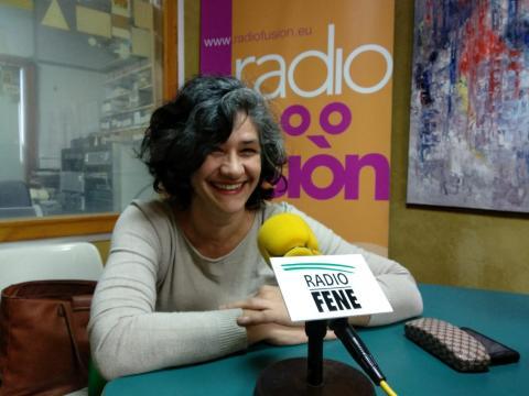 Eugenia Sanmartín, autora e directora teatral