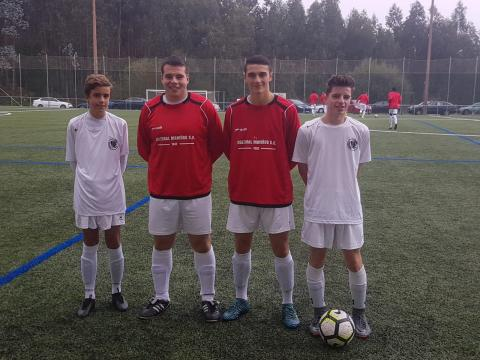 Pablo, Brage, Codesido e Victor