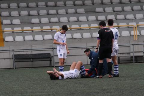 A deportividade debe primar no fútbol