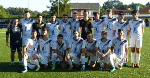 O Maniños B disputa por primeira vez a Segunda Galicia de fútbol