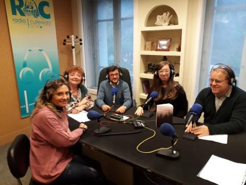 Clube de lectura de Radiofusión en Radio Culleredo