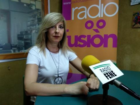 Ana Basoa en Radio Fene