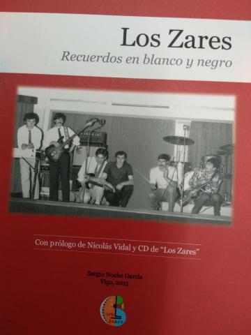 Os Zares preséntanse coa voz de Xosé Saavedra