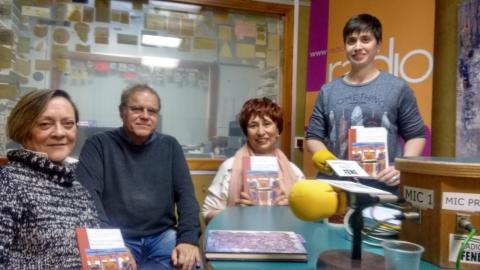 Guillermina Dominguez en Radio Fene Radiofusión
