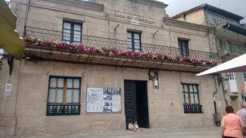 Casa do Concello de Allariz