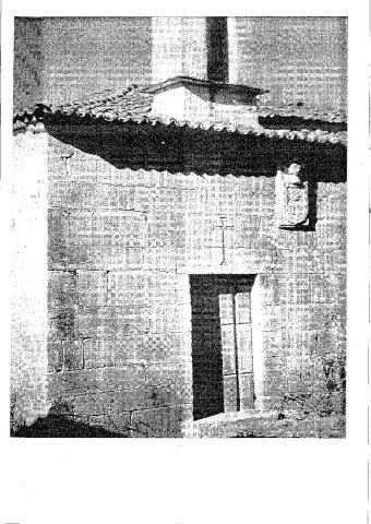 Capela da ribeira de Maniños (Fene)
