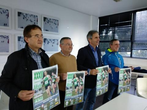 Campionato de Galicia Master de Campo a Través. 2019