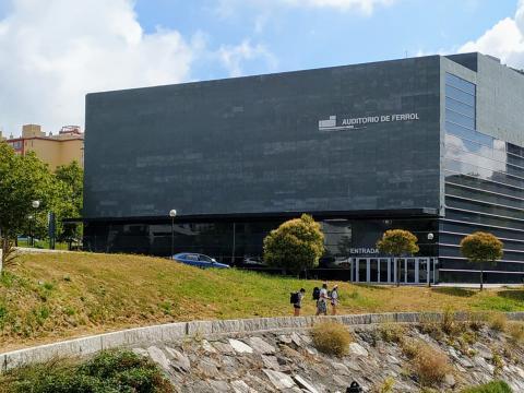 Auditorio Municipal de Ferrol