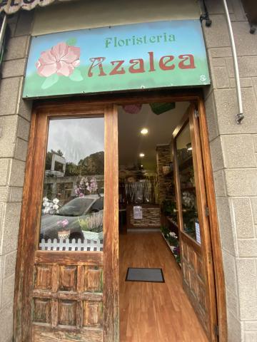 Floristería Azalea. Avenida do Concello de Fene