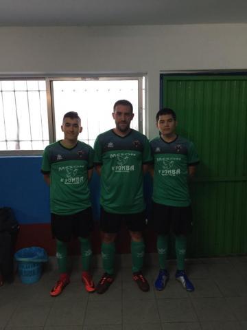 S.D.Barallobre. Segunda Galicia de fútbol.