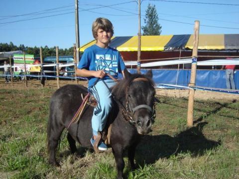 Festa do Cabalo de Magalofes. 2010