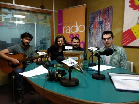 Loreto de Castro, Xoan Padín, Ferrolterra Antiga e Medulio.