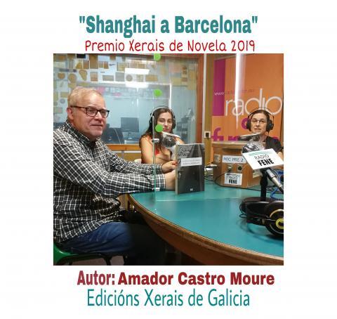 Shanghai a Barcelona. Amador Castro