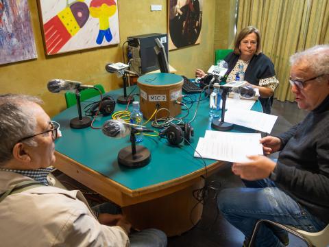 Aurora Marco en Radio Fene