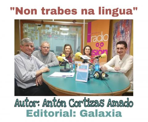 Non trabes na lingua de Antón Cortizas
