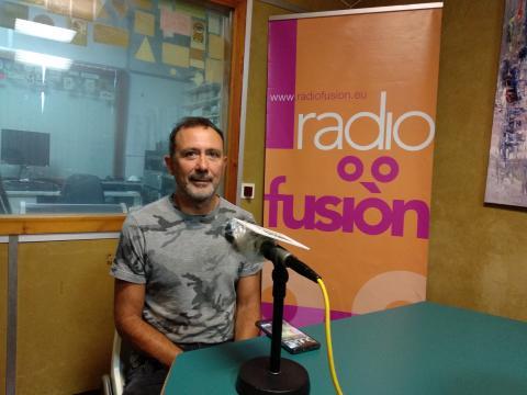 Ramón Dominguez, da asociación de comerciantes O Cruceiro