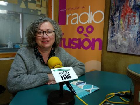 Maria Antonia Fernández, xerente do GALP Golfo Ártabro Norte