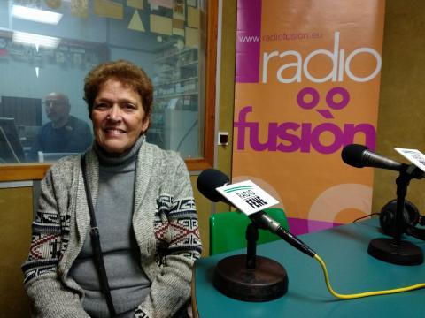 Juana Caridad Fernández Pérez preside a asociación Fillos da Capela