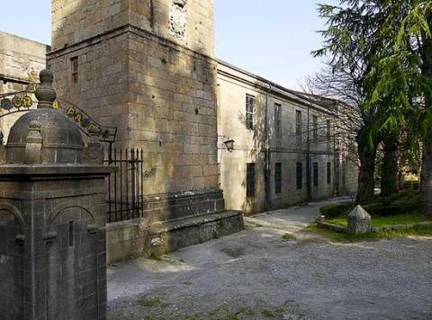 Mosteiro Santa Catarina
