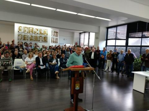Gumersindo Galego elixido alcalde de Fene o 15 de xuño de 2019