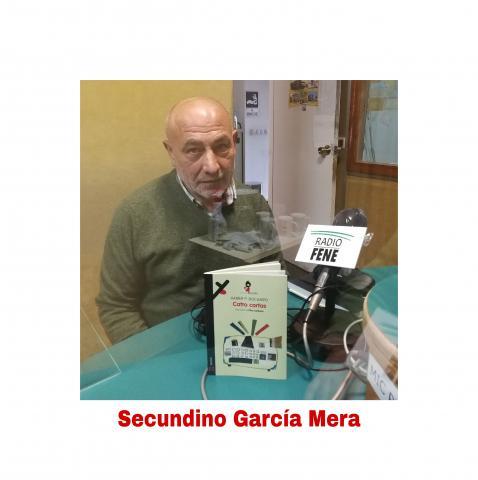 Secundino García Mera. Mestre.