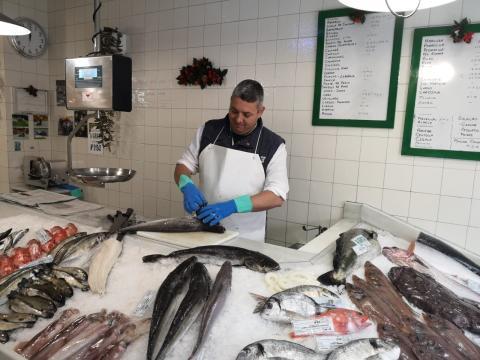 A xurela, gran descubrimento da nova cociña galega