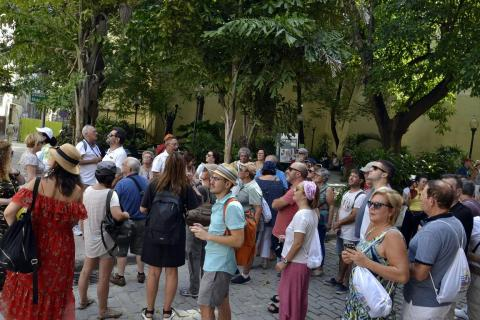 Viaxe de Caamouco a Habana. 2019