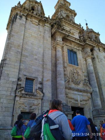 Igrexa de Santiago de Pontedeume