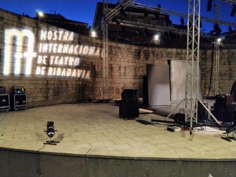 Mostra Internacional de Teatro de Ribadavia
