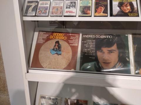 Exposición sobre Andrés do Barro en Ferrol