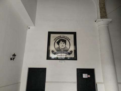 Agrupación Rosalía de Castro. La Habana. Cuba