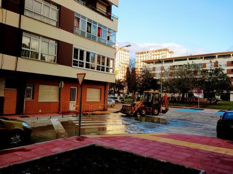 Búscase eliminar barreiras arquitectónicas en San Valentín
