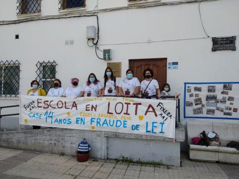 Reclaman á Xunta de Galicia fixeza nas escolas infantís