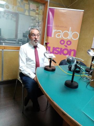 Jesús Vieito, director xeral de Unifersa Clickfer