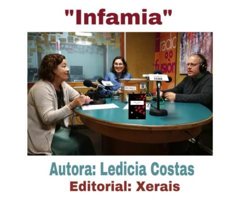 Club de lectura de Radio Fene Radiofusión