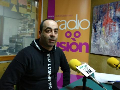 Jorge López Pena, patrón maior da confraría de pescadores de Barallobre
