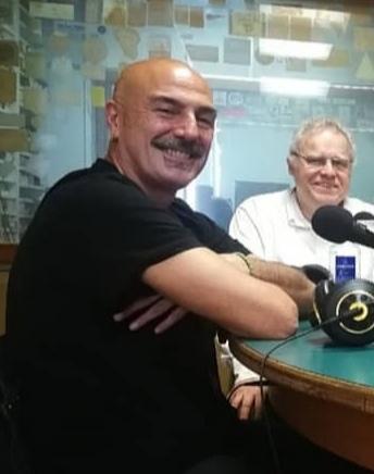 Antón Lopo en Radiofusión