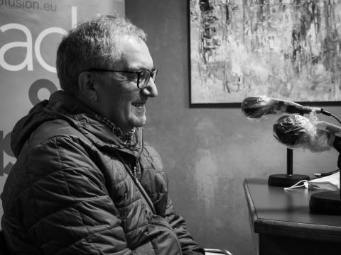 Martinho Montero Santalha en Radio Fene