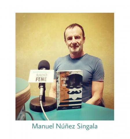 Manuel Núñez Singala en Radio Fene Radiofusión